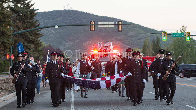 20th anniversary of Sept. 11th attacks honored with ceremony in City Park – The Park Record
