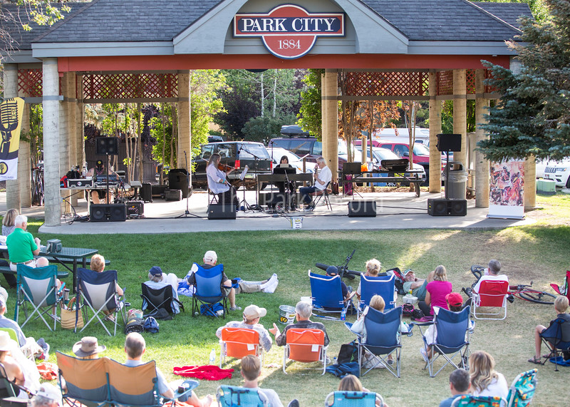 Beethoven Festival's Chamber Music in the Park – The Park Record