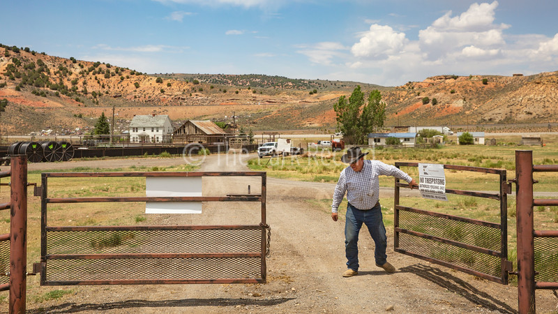 Drought, worst in history, hits Summit County ranchers – The Park Record