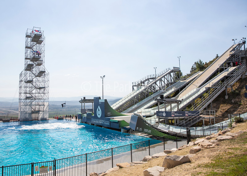 High Diving Institute holds ceremony for new facility at Utah Olympic Park | July 9, 2021 – The Park Record