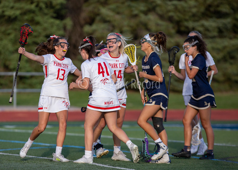 Park City girls lacrosse caps undefeated season with  17-11 state championship victory over Waterford – The Park Record