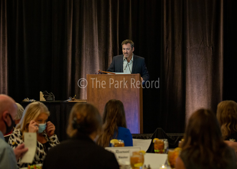 Park City Chamber Bureau holds annual awards luncheon and meeting – The Park Record