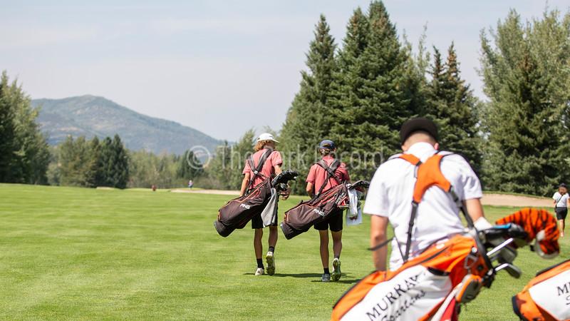 Park City Golf duel vs. Murray – The Park Record