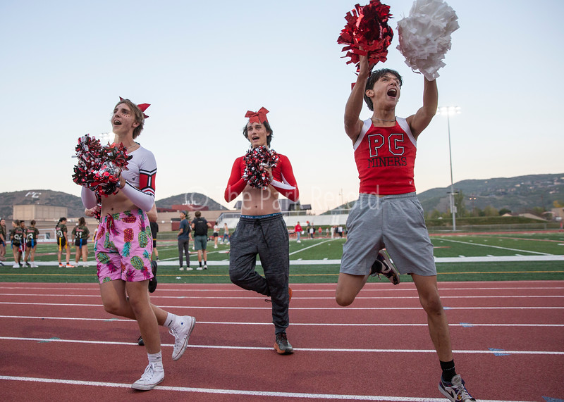 Park City High School Homecoming Festivities – The Park Record