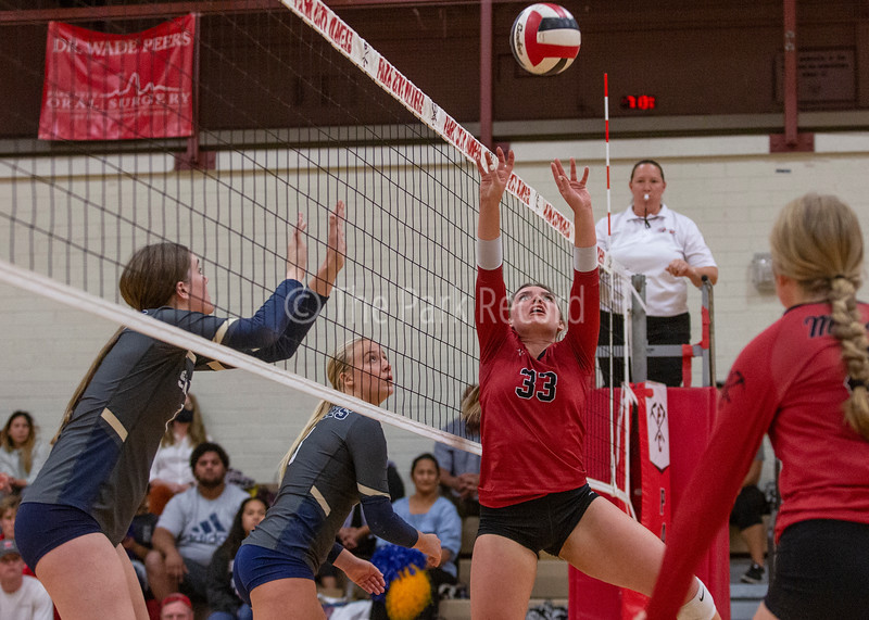 Park City High School volleyball falls to Skyline – The Park Record