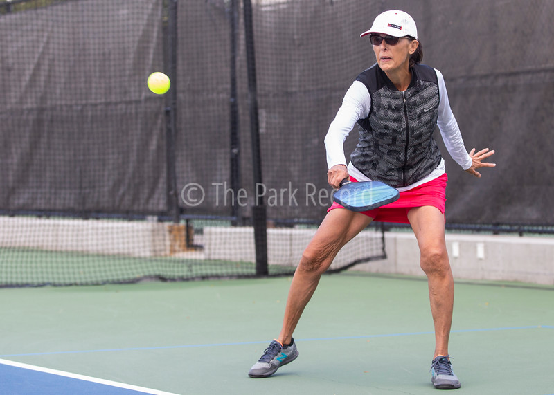 Park City Pickleball Club plays for charity – The Park Record