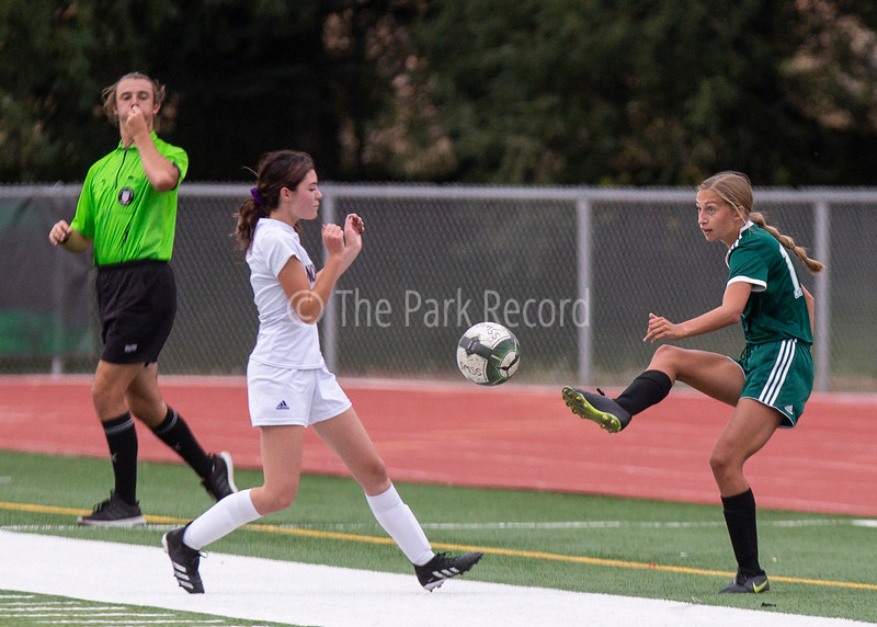 South Summit High School girls soccer defeats North Summit 7-1 – The Park Record